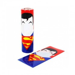 Batterijwrap 18650 | Superman